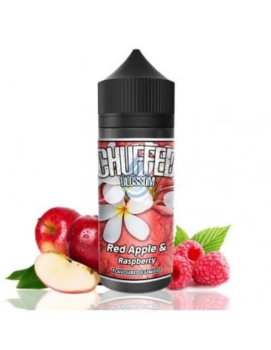 LÍQUIDO Blossom Red Apple Raspberry de Chuffed 100ml