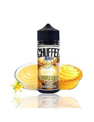 LÍQUIDO Dessert Custard Tart de Chuffed 100ml