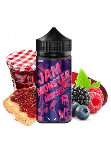 LÍQUIDO Mixed Berry de Jam Monster 100ml