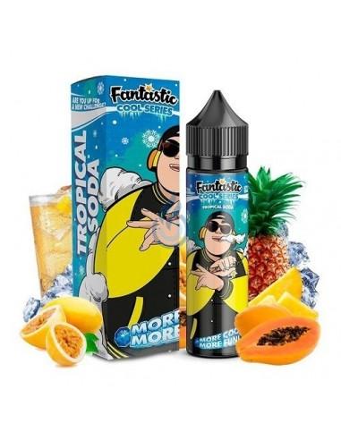 LÍQUIDO Tropical Soda de Fantastic 50ml