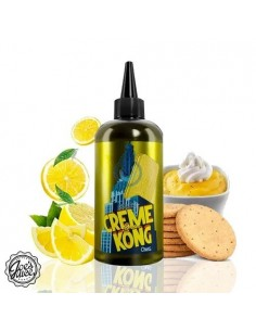 LÍQUIDO Lemon Creme Kong Retro Joe's de Joe's Juice 200ml