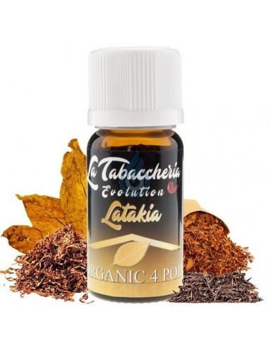 Aroma Latakia Organic de La Tabaccheria 10ml