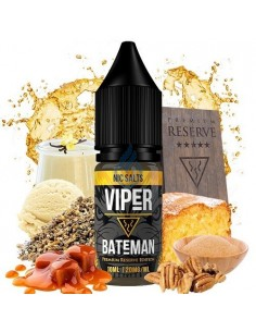 LÍQUIDO NIC SALT Bateman de Viper 10ml