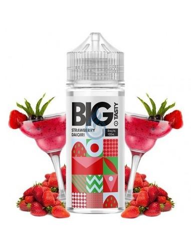 LÍQUIDO Strawberry Daiqiri de Big Tasty 100ml