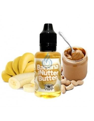 AROMA Banana Nutter Butter de Chefs Flavours 30ml