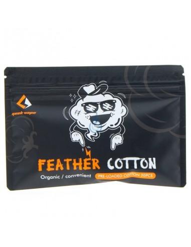 ALGODÓN Feather Cotton (20u.) de Geek Vape