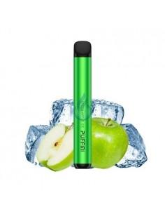 POD DESECHABLE Green Apple Ice TX500 Puffmi de Vaporesso