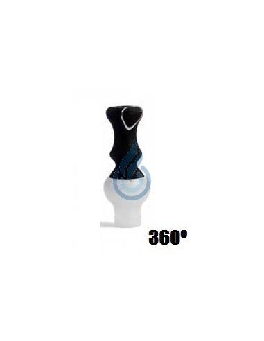 Drip Tip 510 GIRATORIO Resina