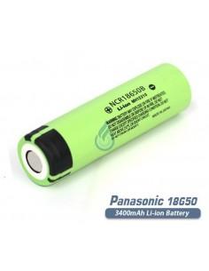 Batería Panasonic NCR 18650B (3400mAh)