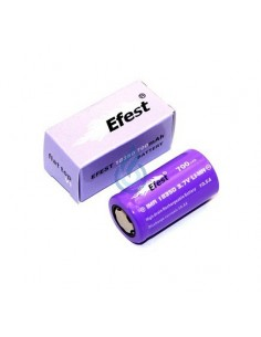 Batería Efest 18350 IMR (700mAh - 10.5A)