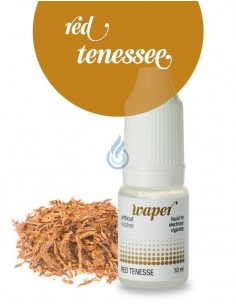 Liquido Waper Tabaco rubio Red Tenessee