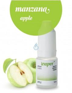 Líquido Waper Manzana