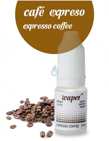 Líquido Waper Café Expreso