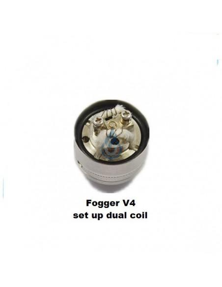Atomizador RTA Fogger V4