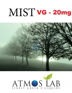 Mist Atmos lab Glicerina vegetal (VG) 20mg