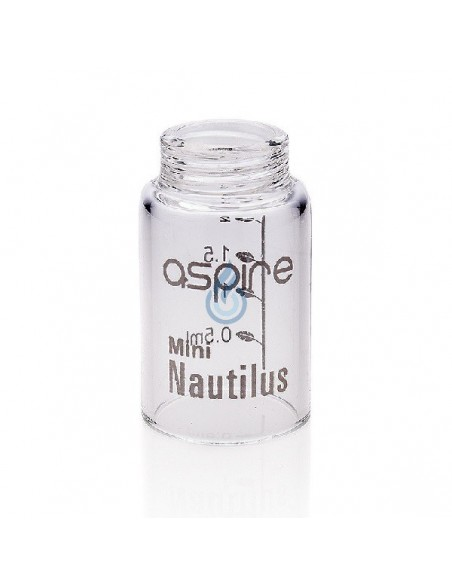 DEPÓSITO PYREX para MINI Nautilus de Aspire