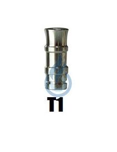 Drip Tip 510 TITANIO