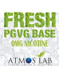 Fresh PGVG Base Atmos Lab 0mg.