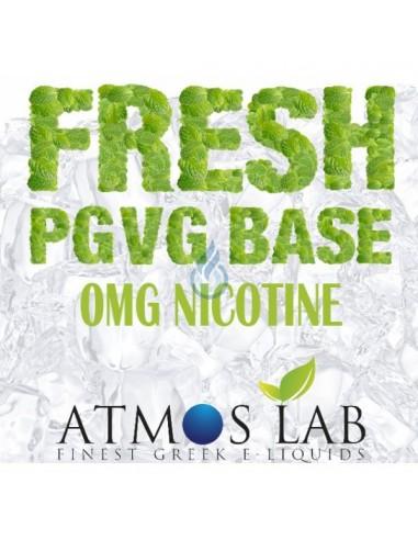 BASE FRESH PGVG  0mg de Atmos Lab