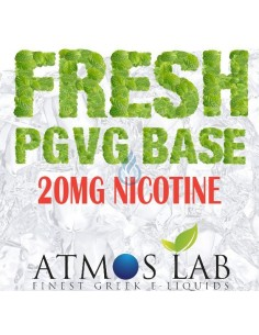 Fresh PGVG Base Atmos Lab 20mg.