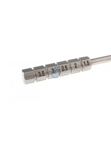 TORNO para microcoils (coil jig)