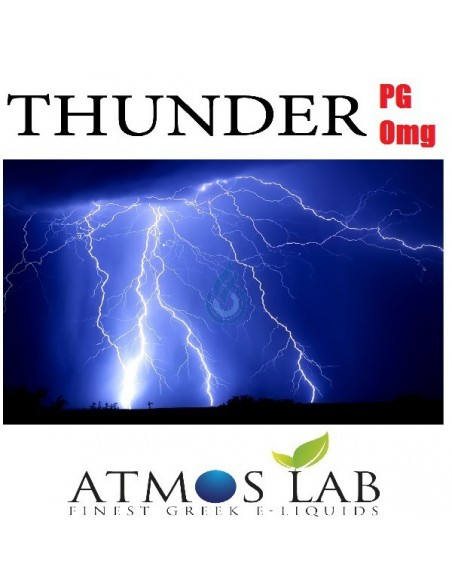 Base Thunder 0mg de Atmos lab 100ml