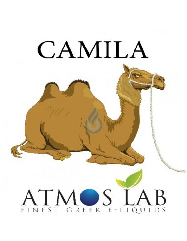 Líquido Atmos Lab Camila