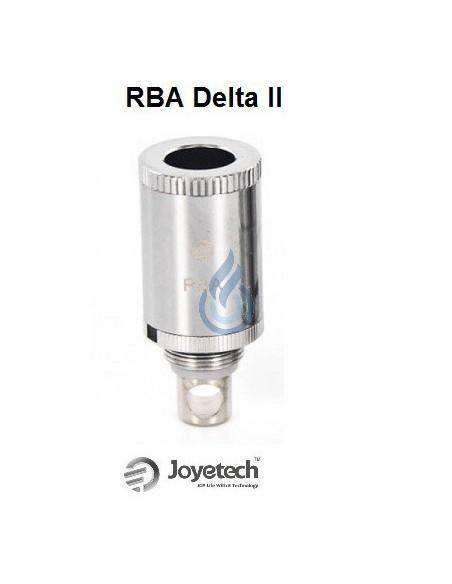 RBA Delta 2 Joyetech Kit