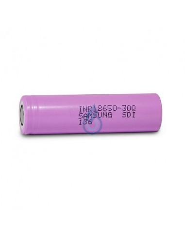 Batería 18650 Samsung INR 30Q (3000mAh - 15A)