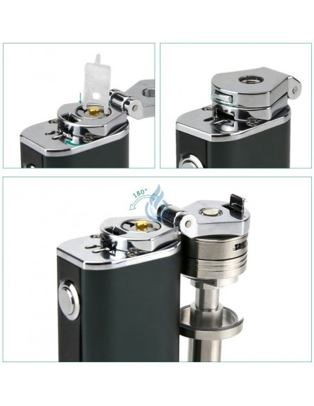 Istick 40 TC bending adaptor