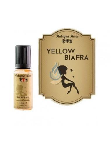 Líquido Halcyon Haze Yellow Biafra