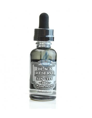 Sin City e-Liquid by Black Reserve