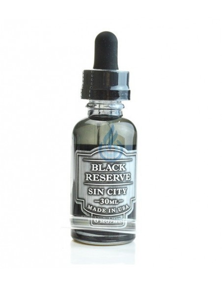 Sin City e-Liquid by Black Reserve