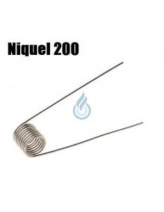 Resistencia prefabricado Niquel 200