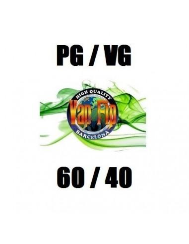 Base 60PG / 40VG de Vap Fip