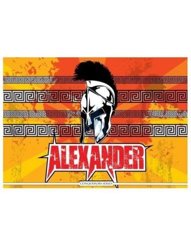 ALEXANDER Drops Conquerors Series
