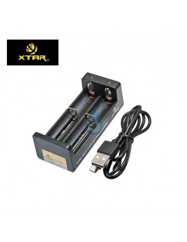 Cargador XTAR MC2