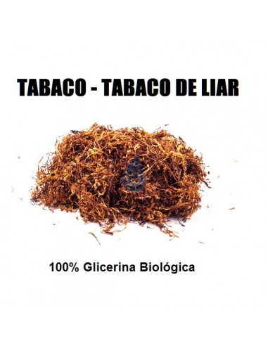 LÍQUIDO Tabaco (Texas) 100% Bio VG de...