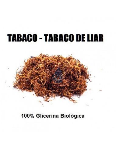 Tabaco 100% Bio Glicerina Cigartex