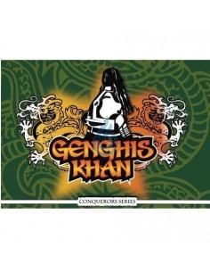 Genghis Khan Drops Conquerors Series
