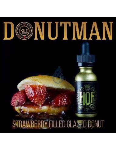Donut Man e-liquid de HOF Hall of Fame