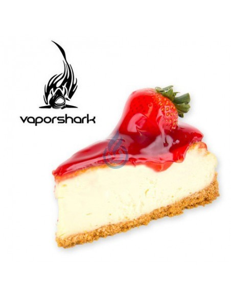 Líquido Strawberry Cheesecake de Vapor Shark