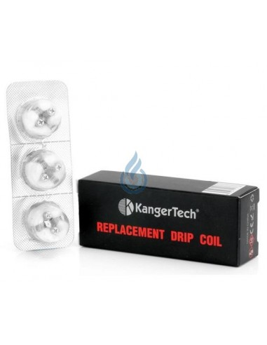 Resistencia DripBox Kangertech