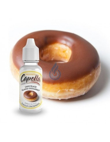 Aroma Donut de chocolate glaseado Capella Flavour