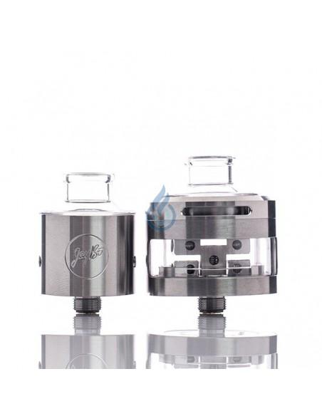Atomizador RDA Inde Duo de Wismec