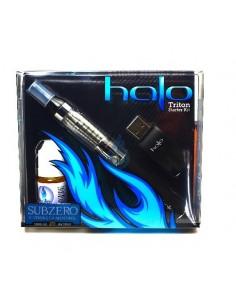 Triton Kit inicio Halo + liquido de regalo