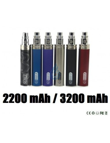 Batería eGo MEGA II 2200mah/3200mah