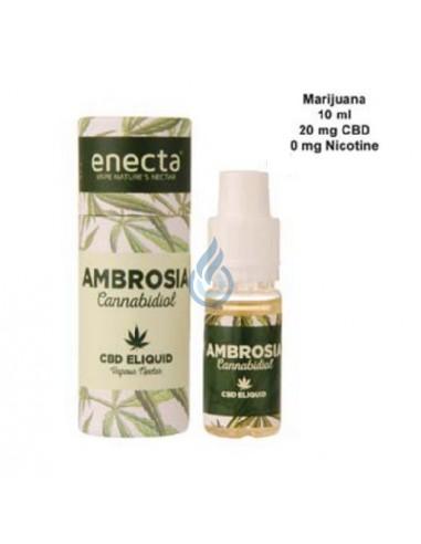 Enecta Ambrosia CBD Marijuana