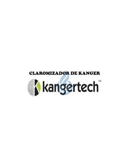 kit eGo con claromizador EVOD y líquido GRATIS (Kanger)