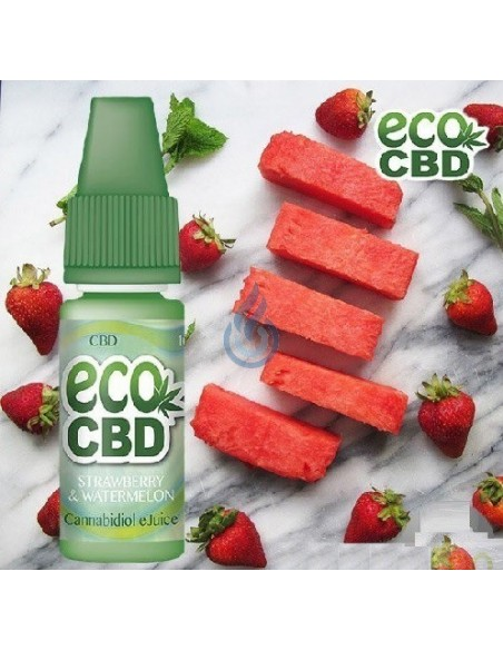 Eco CBD Strawberry & Watermelon